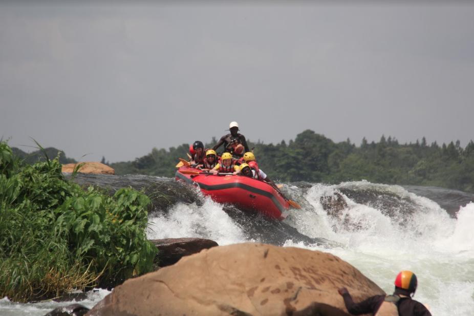 Uganda - Kampala, Murchison Falls National Park & Nil Rafting 11