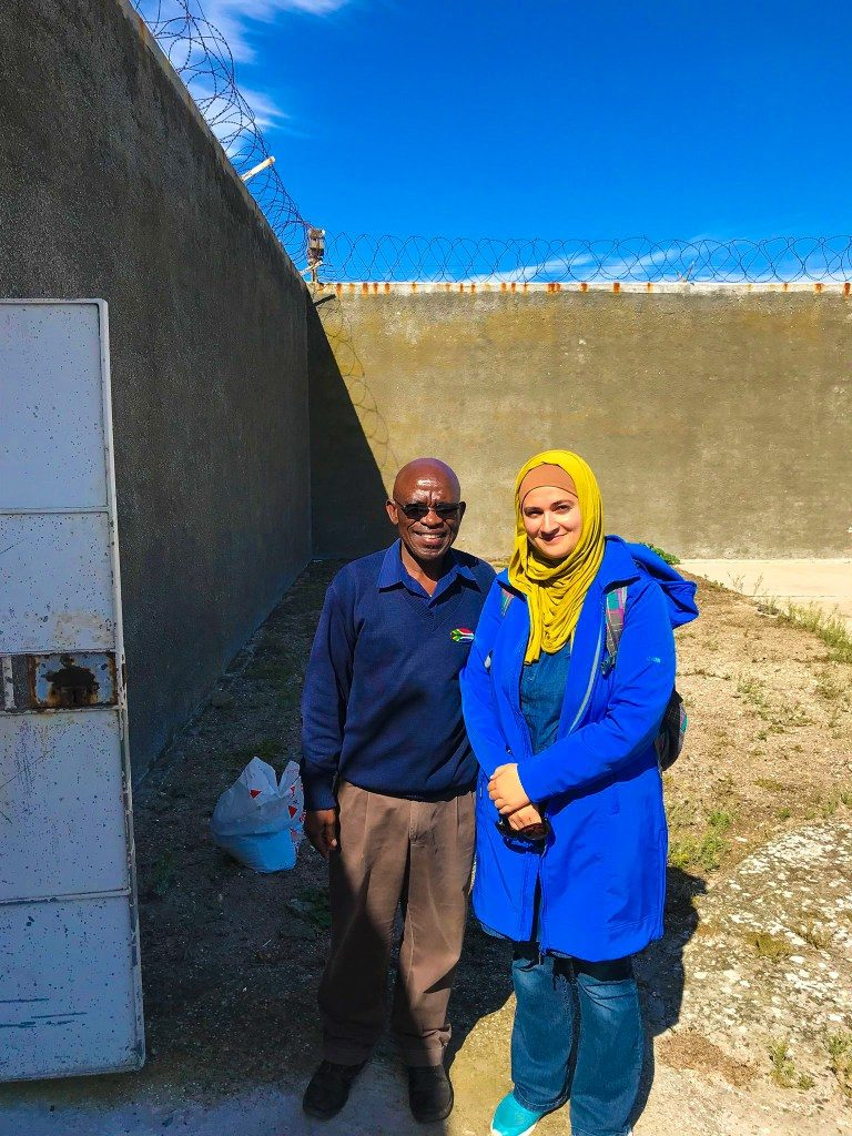 Dilek explores the social problems in South Africa 15