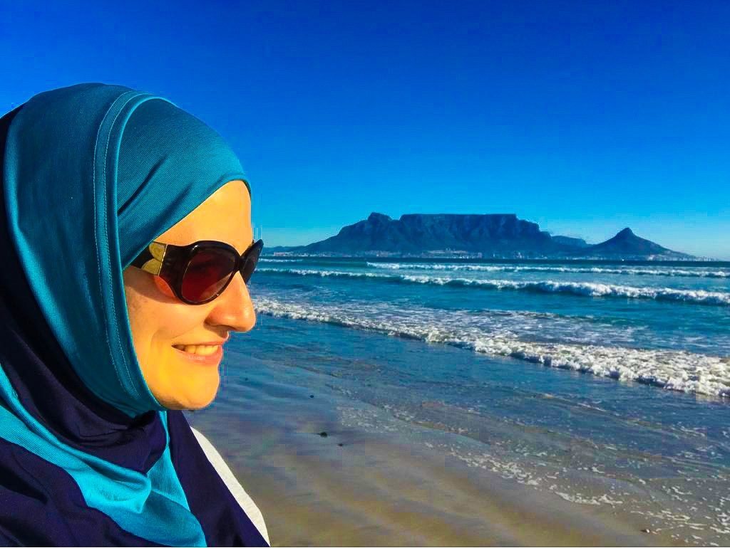 Dilek explores the social problems in South Africa 4