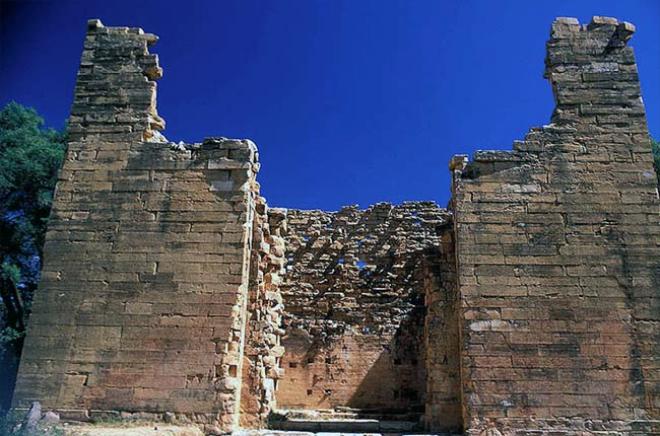 7 der ältesten Bauten Afrikas 4