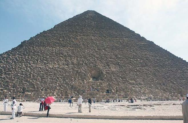7 der ältesten Bauten Afrikas 7