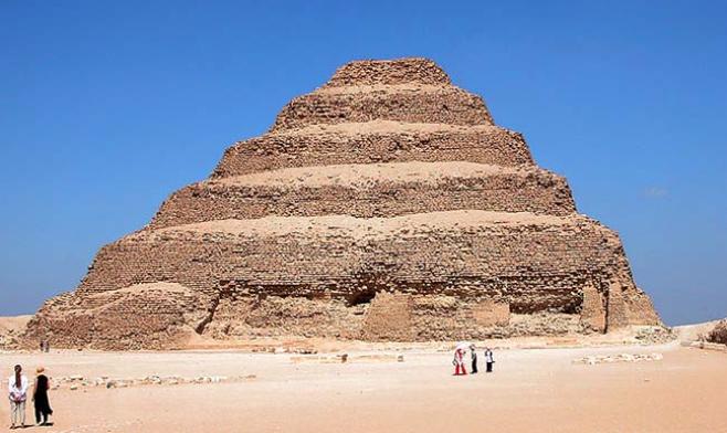 7 der ältesten Bauten Afrikas 10
