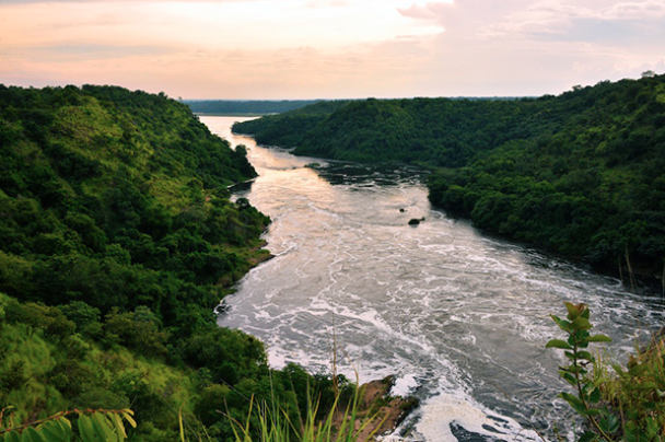 6 Längste Flüsse in Afrika 3