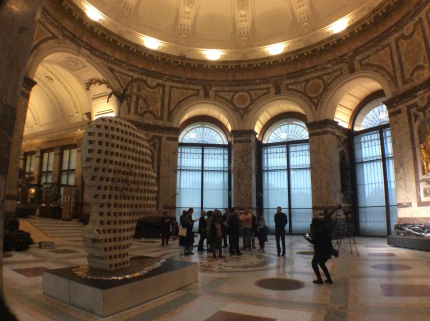 Eröffnung des belgischen Afrika-Museums 3
