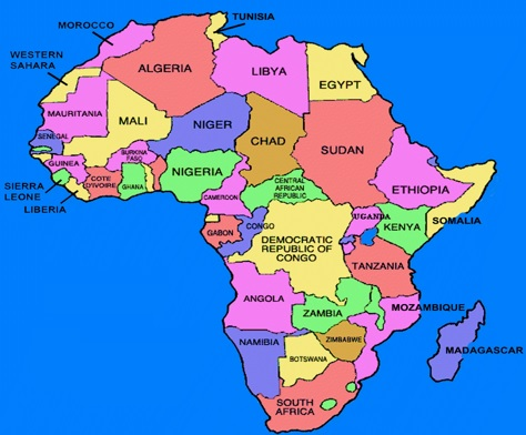 The African Continent - Facts & Numbers 3